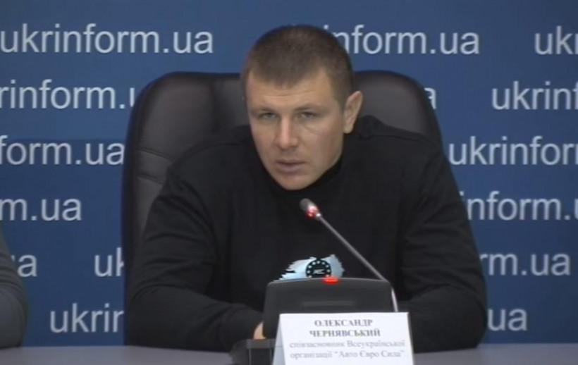 """Протесты """"евробляхеров"""": в надежде еще что-то """"выторговать"""" у государства"""