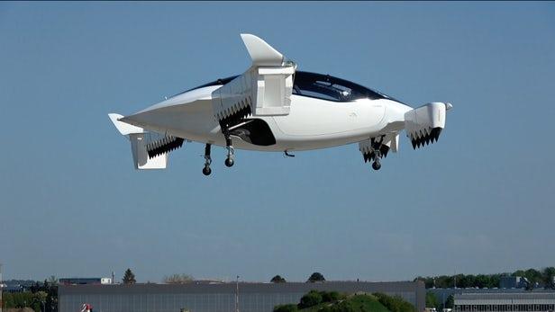Летающее таксти