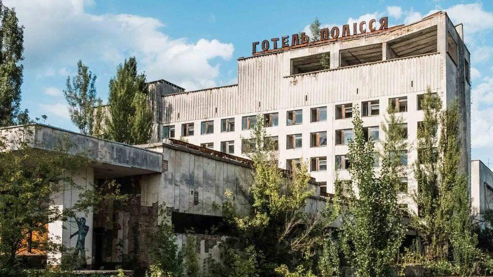 Чернобыль, Фото: Обозреватель