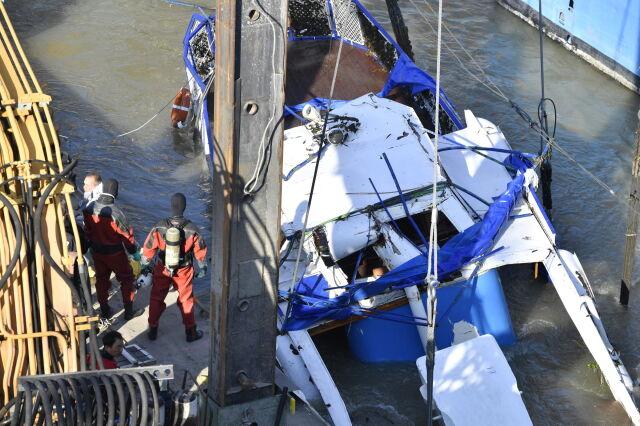 Катастрофа в Будапеште