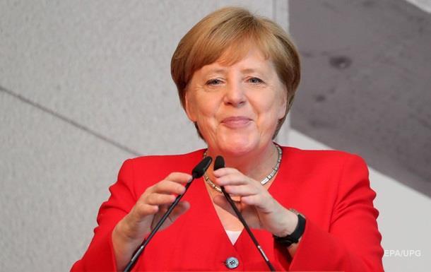 Ангела Меркель, Фото: AP