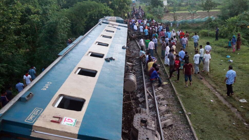 Катастрофа в Бангладеше
