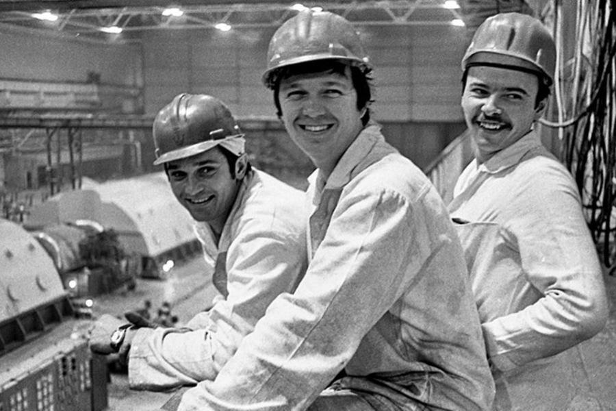 Баранов, Беспалов и Ананенко спасли ЧАЭС от второго взрыва