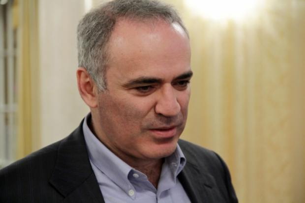 Гарри Каспаров, Фото: Chess-News.ru