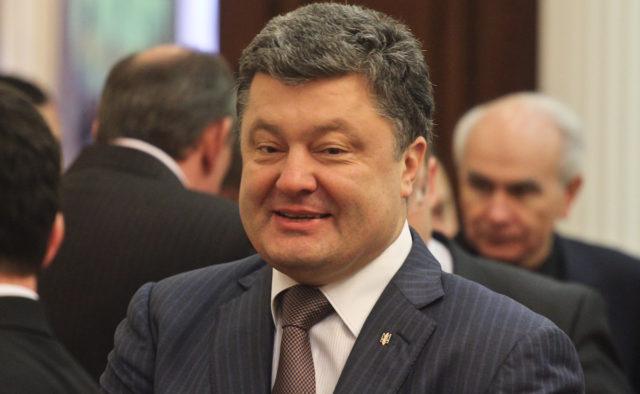 Петр Порошенко, Фото: Politeka.net