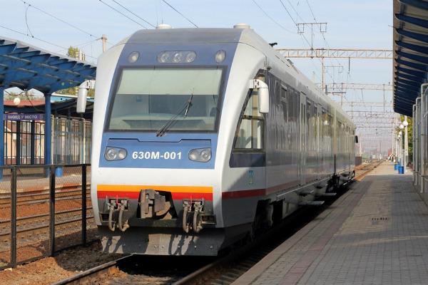 Поезд в Польшу,