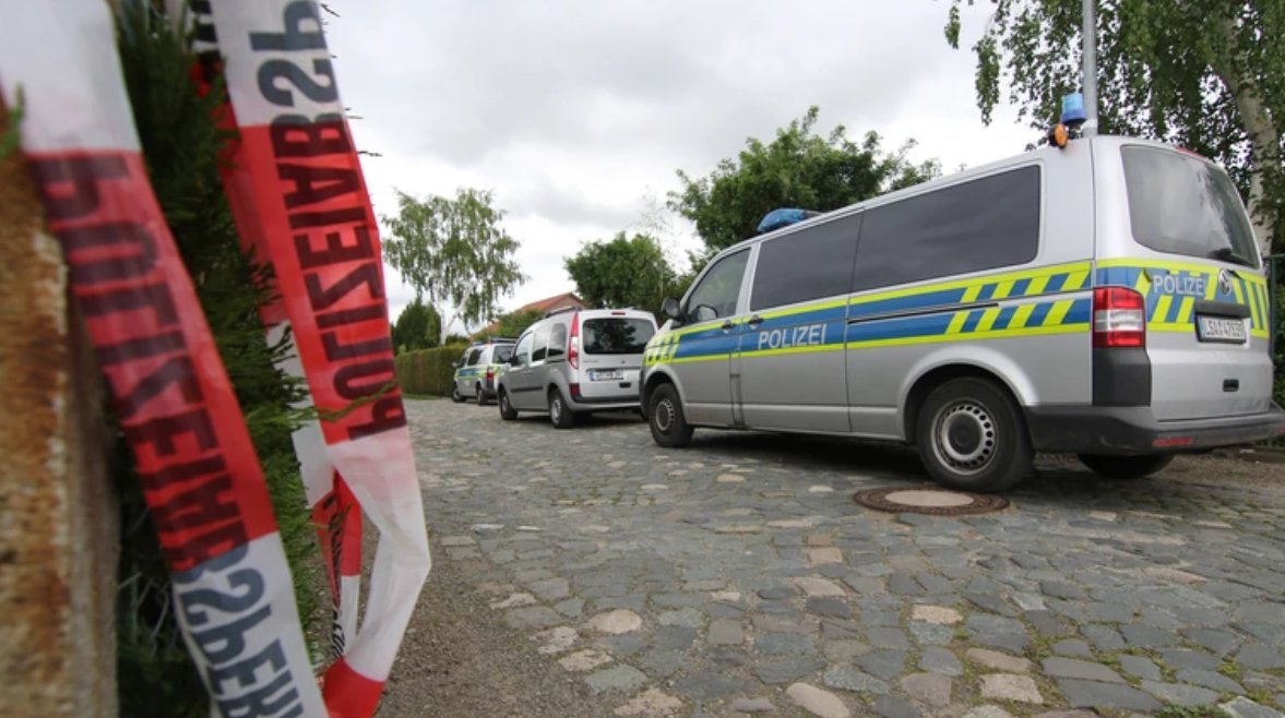 Убийство Германия
