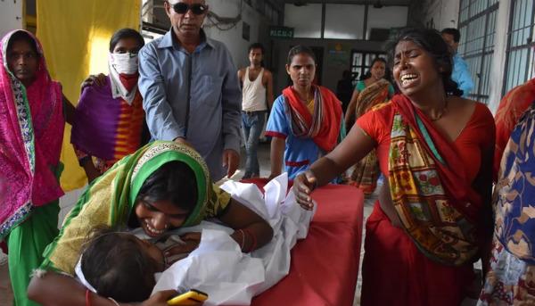 Смерть в Индии