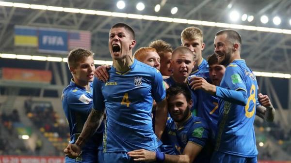 Сборная Украины U20