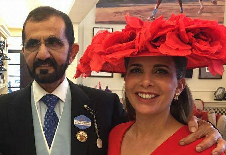 Жена правителя ОАЭ
