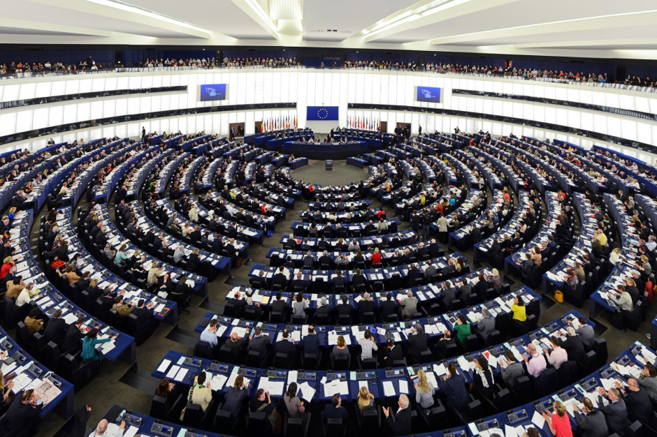 Европейский Парламент, Фото: WNP