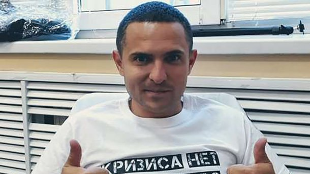 Александр Куницкий, Фото: ТК 24