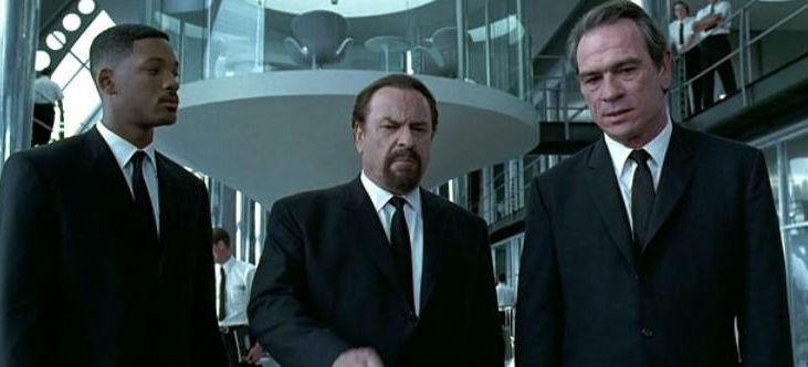 Скриншот из фильма Люди в черном