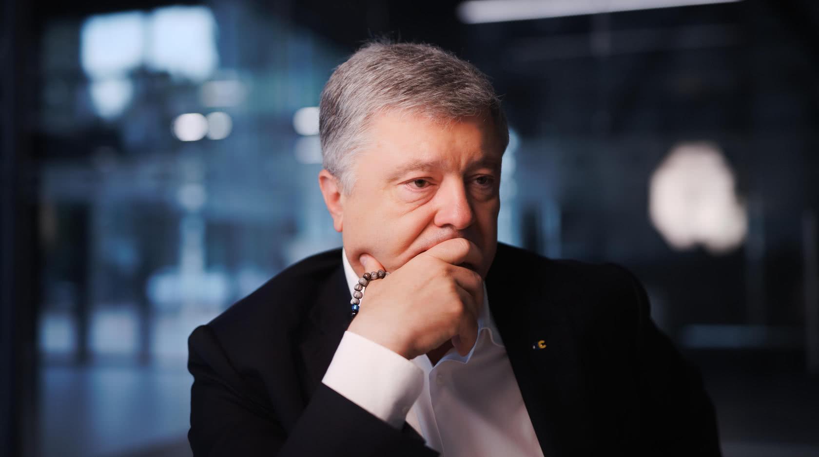 Петр Порошенко, Фото: Украинская Правда