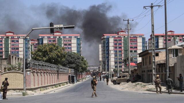 Теракт в Афганистане, Фото: TVN