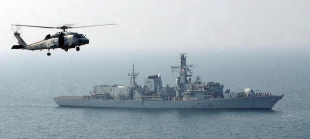 HMS Montrose, Фото: Википедия