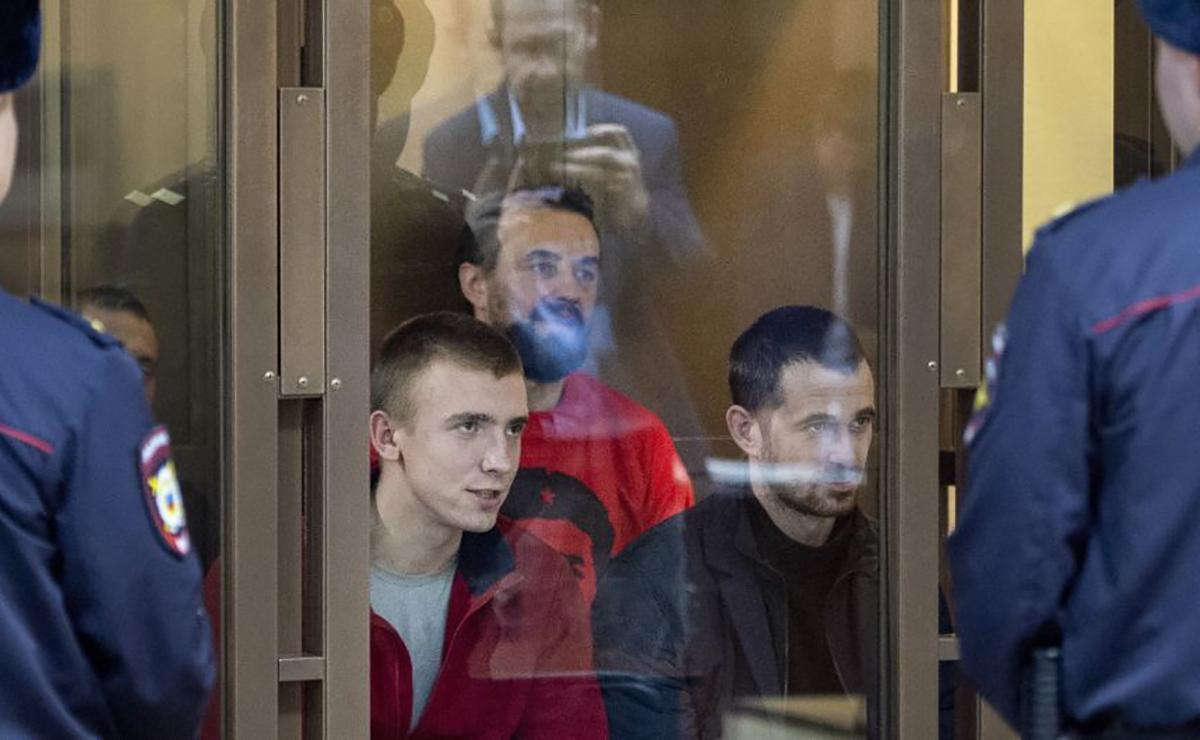 Украинские моряки, Фото: Апостроф