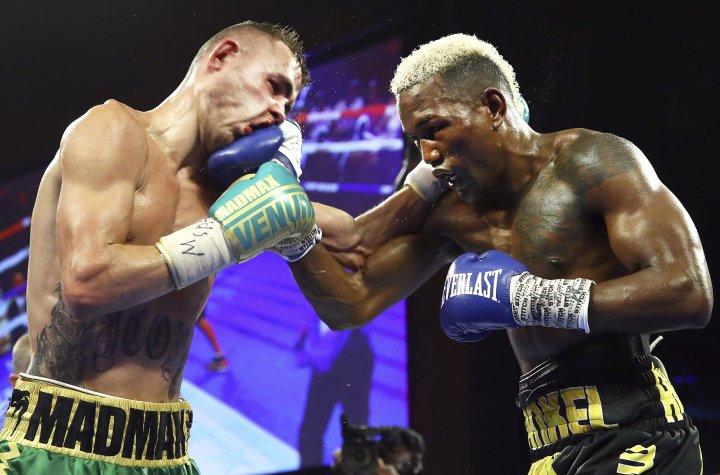 Бой Максима Дадашева и Субриэля Матиаса, Фото: boxingscene.com