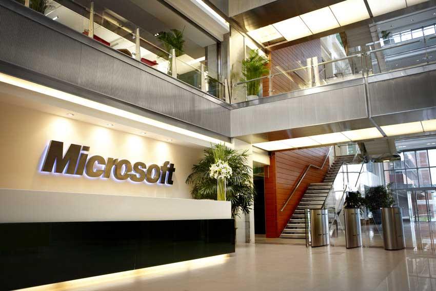 Microsoft, Фото: rhinovosti.ru