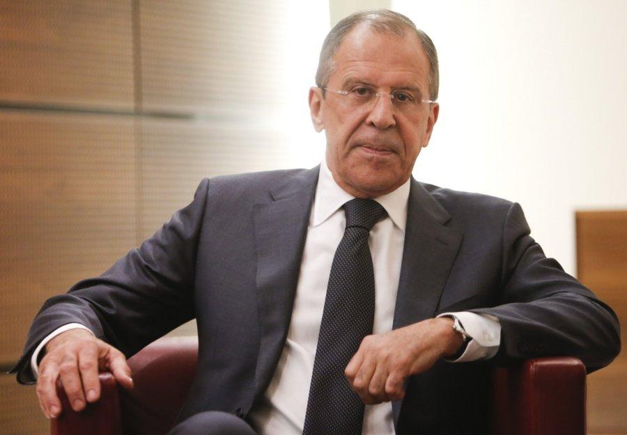 Сергей Лавров, Фото: Минск-Новости