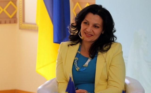 Иванна Климпуш-Цинцадзе, Фото: Politeka.net