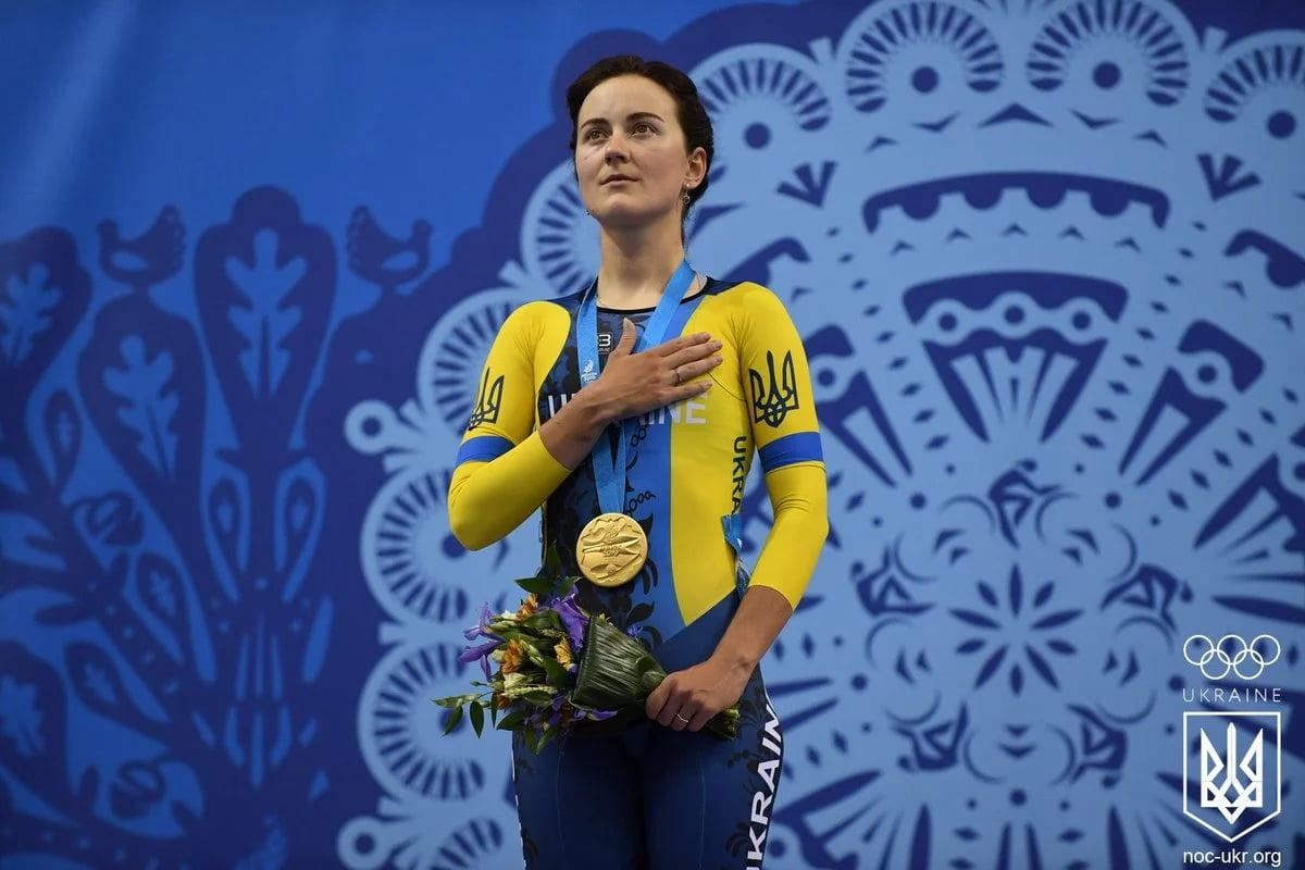 Анна Соловей, Фото: НОК Украина