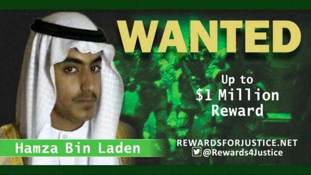 Хамза бен Ладен, Фото: AFP