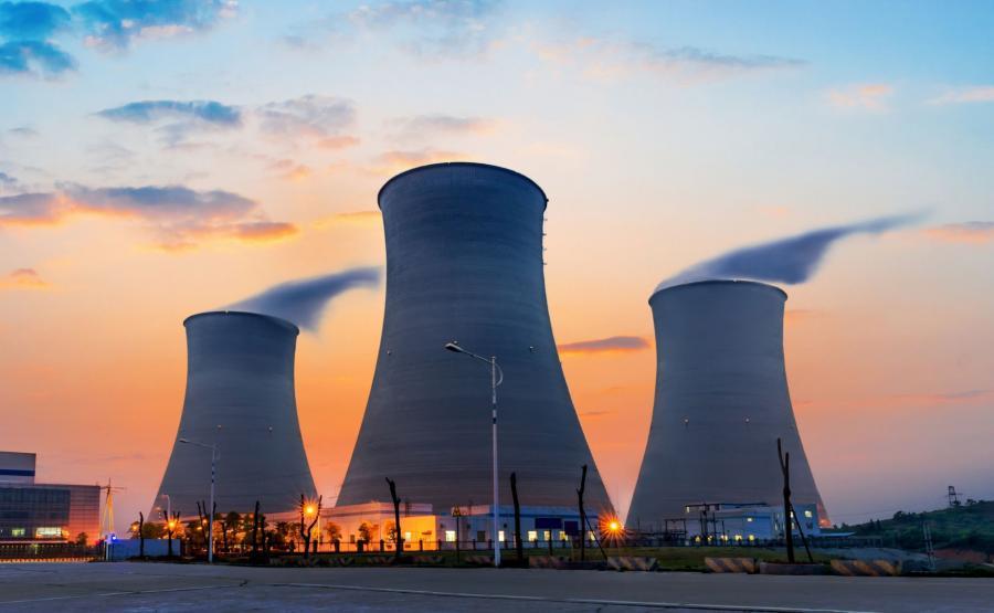 Ядерный реактор, Фото: TVN