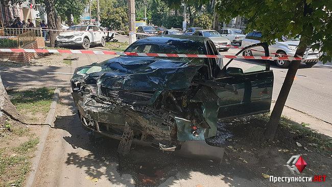ДТП в Николаеве, Фото: news.pn