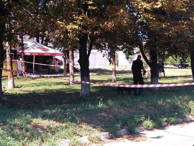 Место убийства адвоката, Фото: Цензор