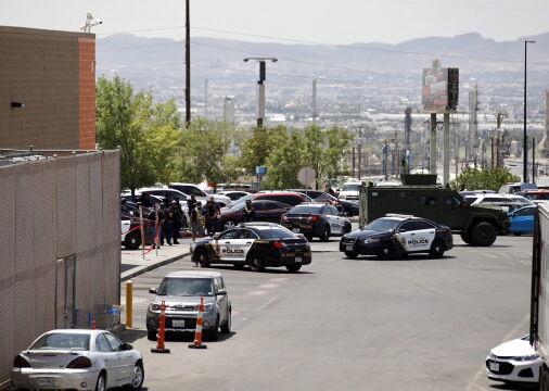 Стрельба в Эль-Пасо, Фото: TVN