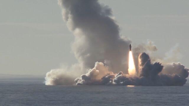 Ракета, Фото: TVN