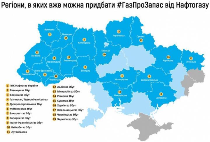 """#ГазПроЗапас. Украинцы пока """"присматриваются"""""""