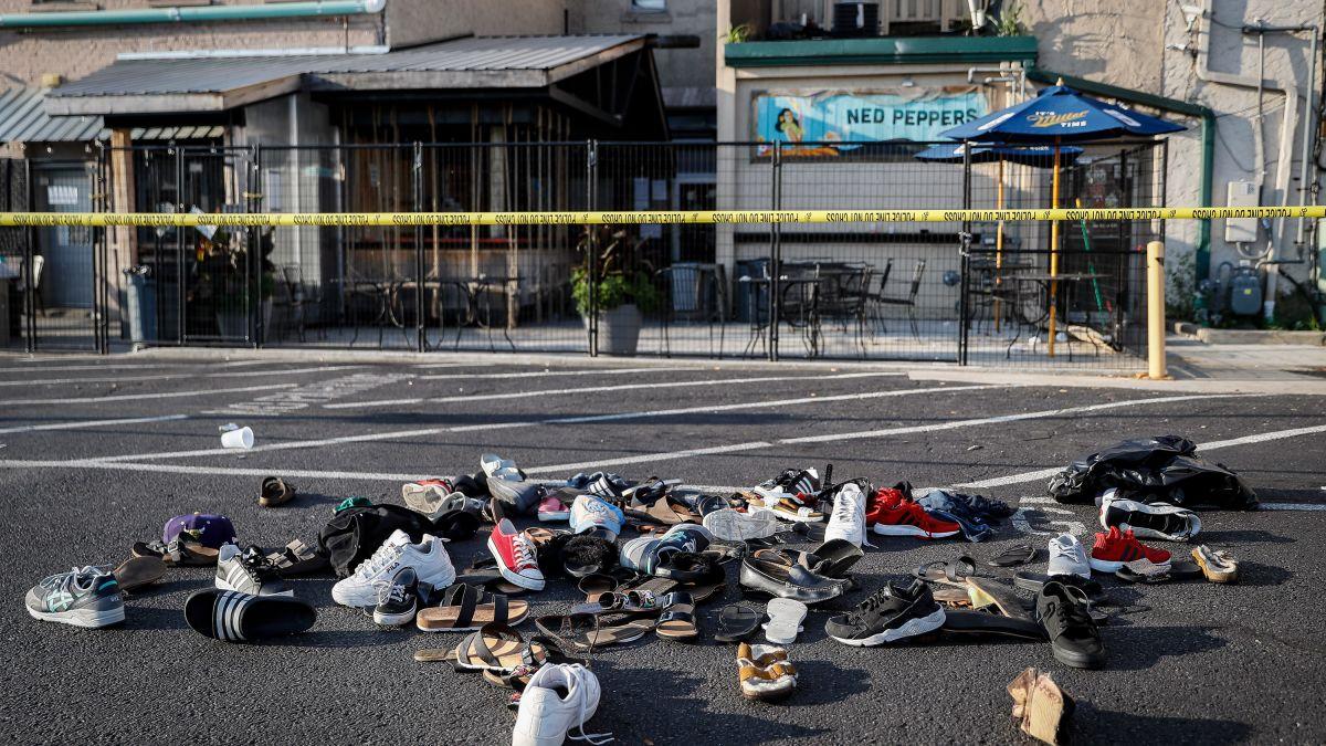 Стрельба в Дейтоне, Фото: CNN