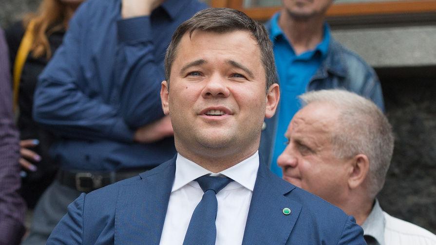 Андрей Богдан, Фото: Газета.Ру