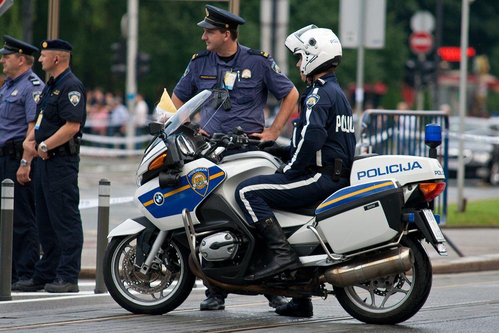 Полиция Хорватии, Фото: Википедия