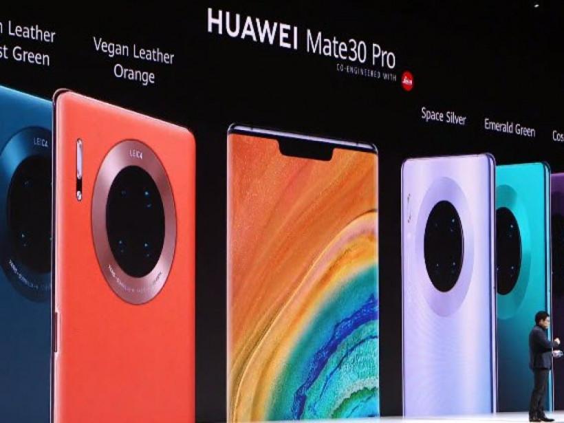 От $560: где самые дешевые флагманы Huawei Mate 30 и Mate 30 Pro