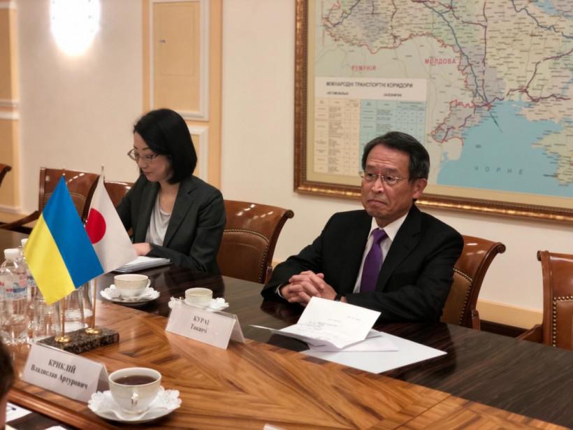 В Мининфраструктуры хотят восстановить прямое авиасообщение между Украиной и Японией