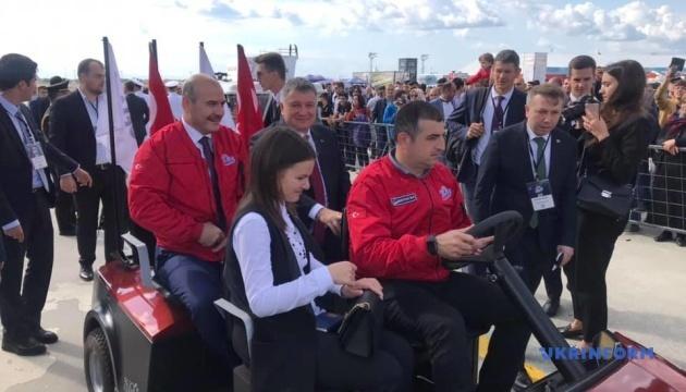 Турция заинтересовалась украинским самолетом Ан-178