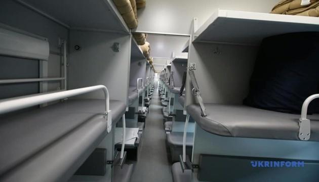 Для ремонта всех плацкартных вагонов понадобится более 2 миллиардов - Укрзализныця