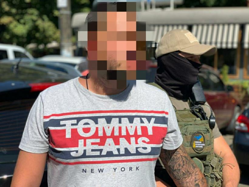 Главу николаевского Укравтодора поймали на взятке в $90 тысяч