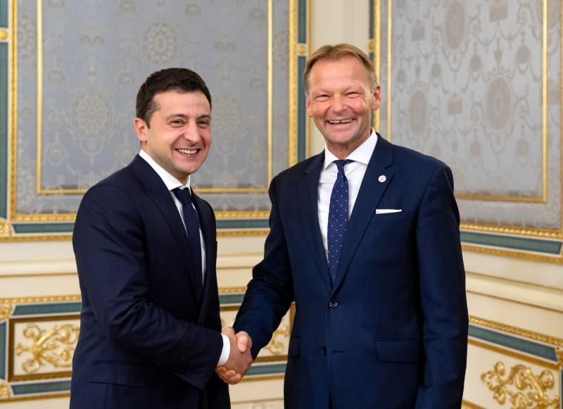Портфель проектов ЕИБ в Украине составил €5,9 миллиарда - Зеленский