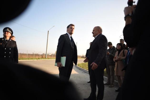 Имитация борьбы с контрабандой — Гончарук после визита на Буковинскую таможню