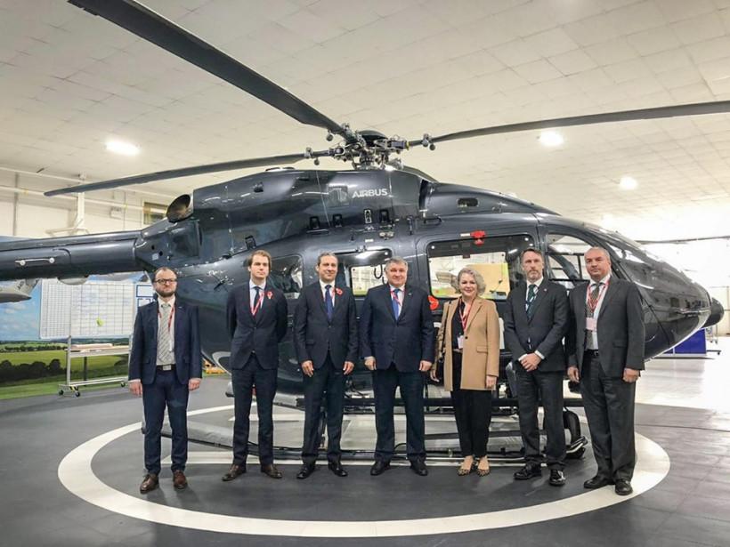 В Украине планируют открыть представительство Airbus