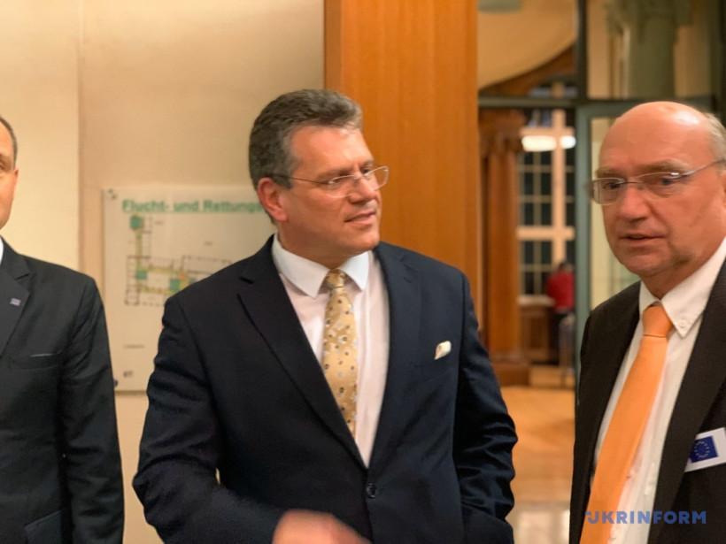 Украина и Россия вышли на подписание транзитного соглашения
