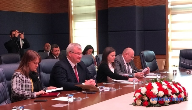 В парламенте Турции обсудили актуальные аспекты украинской-турецких отношений