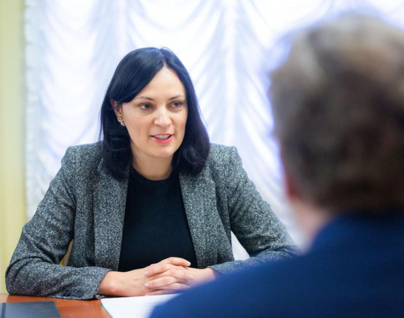 Украина ждет больших инвестиций - заместитель главы ОП