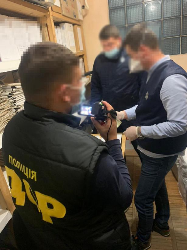 """Глава закарпатского отделения АМКУ """"погорел"""" на взятке"""