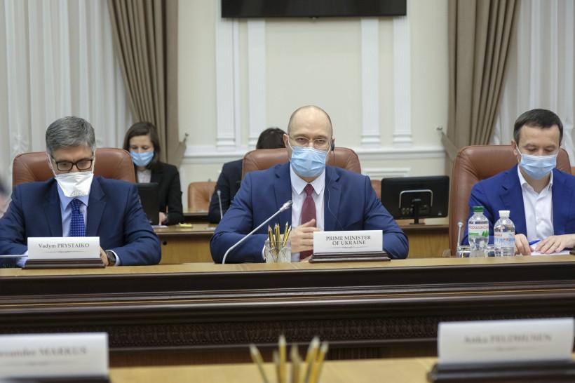 В Украине может возобновить работу правительственная комиссия по защите бизнеса — Шмыгаль