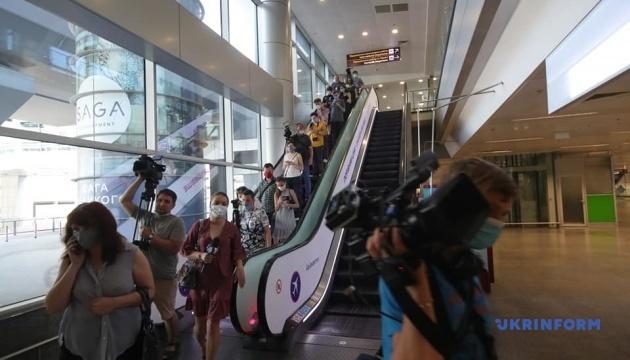 """В аэропорту """"Борисполь"""" на понедельник запланированы 15 рейсов"""
